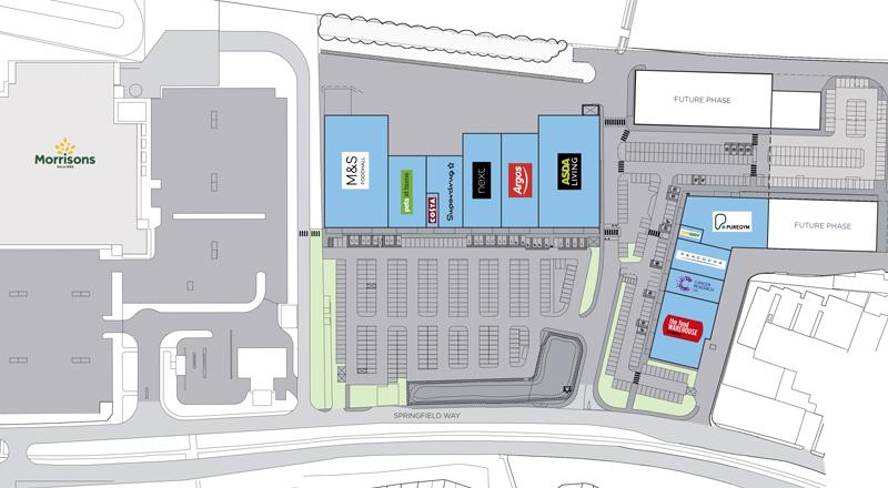 Anlaby Retail Park Scheme